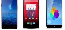 I Migliori telefoni Smartphone Android Cinesi OPPO, XIAOMI, ONE PLUS, MEIZU