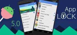 Android L Come inserire password per bloccare le applicazioni