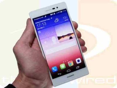 Huawei Ascend P7 Hard reset resettare ripristinare impostazioni di fabbrica