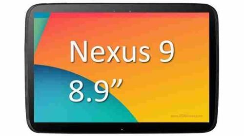 Nexus 9 Il Tab sarà HTC ecco le caratteristiche tecniche del GoogleTab