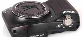 Nikon COOLPIX L620 Manuale italaliano utente e libretto istruzioni