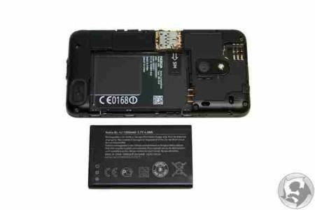 Nokia Lumia con batteria rimovibile scarica o esaurita Come risolvere