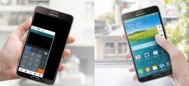 Galaxy Mega 2 SM-G750F Manuale d'uso e libretto istruzioni Samsung