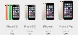 Prezzo Iphone 6, Iphone 6 Plus quanto costeranno in Italia