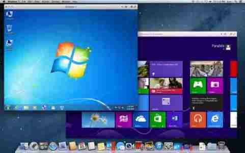 Windows su Mac senza riavviare due sistemi operativi su MAC