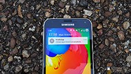 Galaxy S5 Android L in anteprima caratteristiche della TouchWiz su Samsung