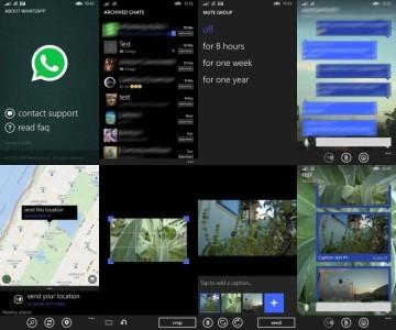 WhatsApp Nokia Lumia Windows Phone 8.1 download ma.. Problemi