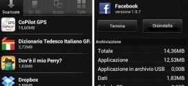 Telefono Android come togliere e disinstallare una applicazione
