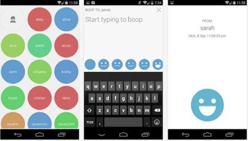 Messaggi autodistruggono dopo lettura app gratis per telefono Android