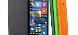 Microsoft Lumia 535 sostituisce Nokia il primo telefono Lumia marchi Microsoft