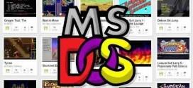 Giochi MSDOS Gratis 2300 giochi anni 70 80 gratis online