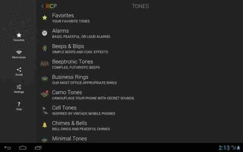 Ringtones Complete v4.1.4 MULTI apk