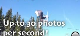 Telefono Android come scattare 30 foto a raffica al secondo con Fast Burst Camera