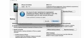 iPhone 6 e iPhone 6 Plus Come riportare iPhone come nuovo