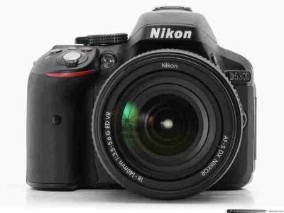 Nikon D5300 manuale italiano e libretto di istruzioni PDF