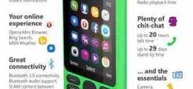 Nokia 215 telefono super economico 23 euro la scheda tecnica