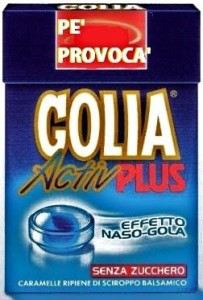 Download Suoneria Golia Active Plus Canzone Spot