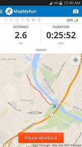 MapMyRun+ apk applicazione per podisti corridori maratoneti e runner