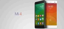 Xiaomi MI 4 Manuale e libretto istruzioni con trucchi e consigli