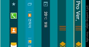 Galaxy S6 Edge Download App che permette di modificare e personalizzare il display laterale del telefono Android Più notizie e info sul display laterale Galaxy S6 Edge