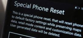 Lumia Hard Reset ##777# resettare il telefono con un codice