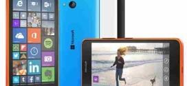 Microsoft Lumia 640 e Lumia 640 XL con ottica ZEISS