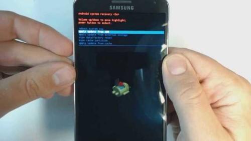 Formattare Galaxy Note 4 come resettare il telefono Samsung