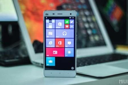 Windows 10 Mobile funziona su telefono Android