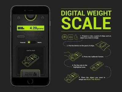 app bilancia digitale download apk