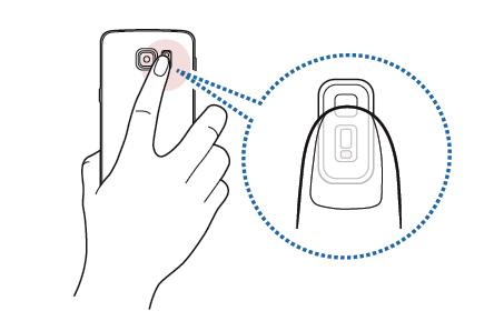 Galaxy S6 e Galaxy S6 Edge come fare un autoscatto per autoritratti