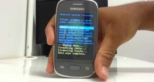 Formattare resettare Galaxy Pocket Neo come fare Hard Reset Samsung