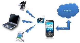 Galaxy S6 e Galaxy S6 Edge come attivare il router Wi-Fi Tethering
