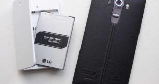 LG G4 caricabatteria esterno ufficiale