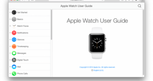 Manuale Apple Watch Istruzioni e suggerimenti