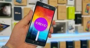 Samsung Galaxy Alpha manuale italiano aggiornato Android 5