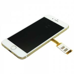 iPhone 6 e iPhone 6 Plus dual SIM 2 schede telefoniche su iPhone