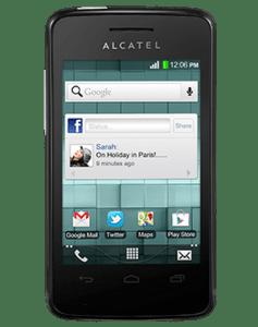 Alcatel 4010 Formattare e resettare telefono Android Hard Reset