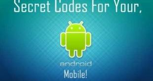 Codici segreti Sony Android menu e funzioni nascoste