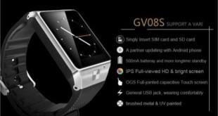 GV08S smartwatch prezzo basso per lo Sports e tempo libero