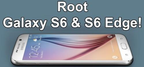 Galaxy S6 Root senza modificare Knox la Guida con PingPongRoot