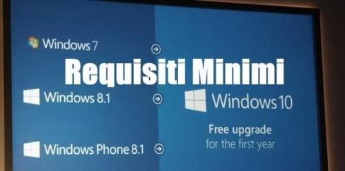 Posso installare Windows 10 sul mio computer