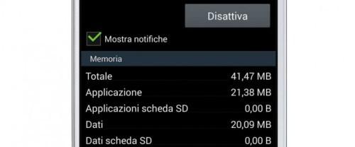 Android come si nasconde applicazione su telefono cellulare