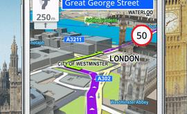 Download Sygic Italia GPS con mappa autovelox e POI aggiornati