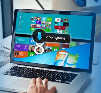 Windows 10 come fare Downgrade a Windows 81 Windows 7