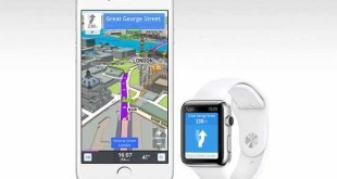 sygic gps apple watch