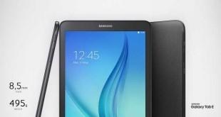 Manuale Galaxy Tab E 9.6 3G Libretto istruzioni PDF