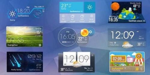 Samsung Galaxy Note 5 Come mettere widget nella schermata iniziale