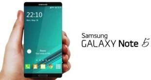 Samsung Galaxy Note 5 come cambiare immagine di sfondo