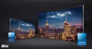 Samsung TV SUHD 4K Curvo Smart JS8500 Serie 8 manuale italiano PDF