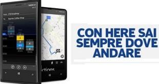 Nokia HERE Maps apk ITA aggiornamento ultima Versione download
